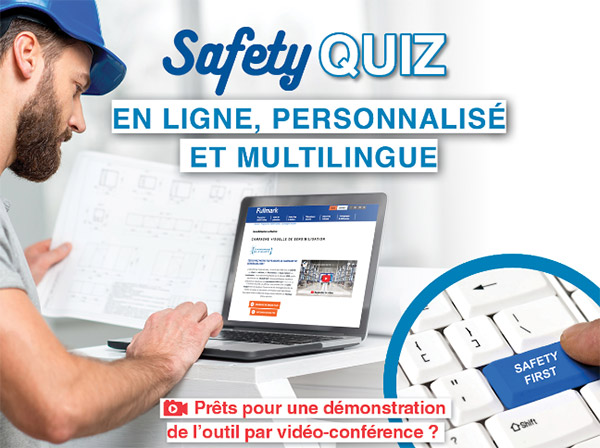 safety quiz e-learning