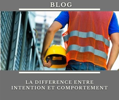De l'intention au comportement